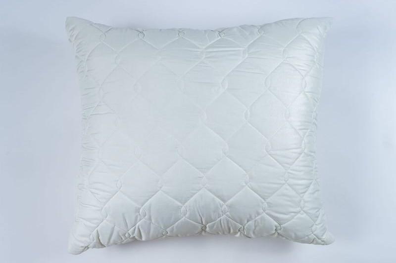 ecru poduszka mikrofibra kwadratowa