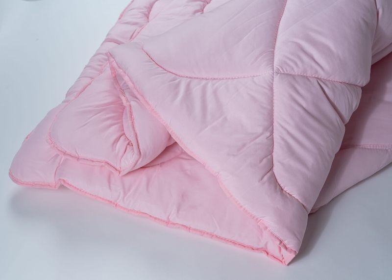 różowa całoroczna kołdra 01