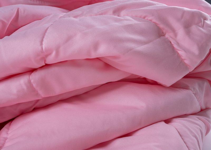 różowa kołdra letnia 01