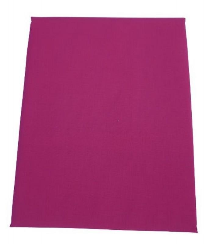 Prześcieradło bawełniane fioletowe